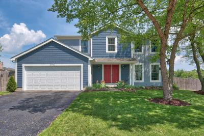 Hilliard Single Family Home Contingent Finance And Inspect: 5954 Waterview Drive