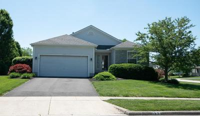 Galloway Single Family Home Contingent Finance And Inspect: 1373 Four Star Drive E