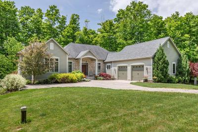 Single Family Home For Sale: 3493 Mounts Road