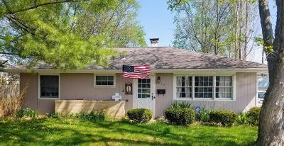 Grove City Single Family Home Contingent Finance And Inspect: 2970 Wendy Lane