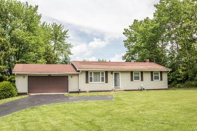 Johnstown Single Family Home Contingent Finance And Inspect: 12020 Jug Street