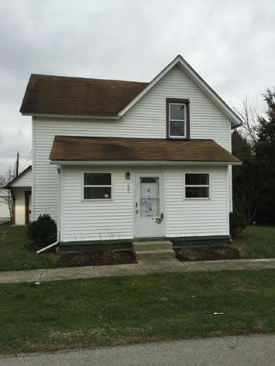 Sedalia OH Single Family Home For Sale: $36,000