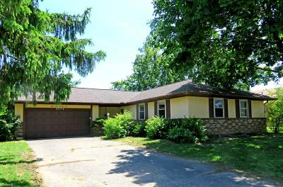 Canal Winchester Single Family Home Contingent Finance And Inspect: 3474 Countryview Drive