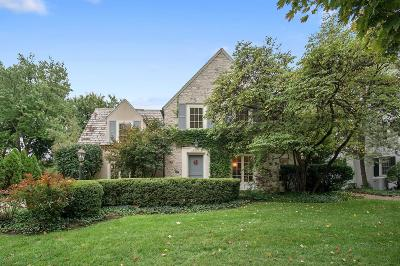 Upper Arlington Single Family Home For Sale: 2077 Elgin Road
