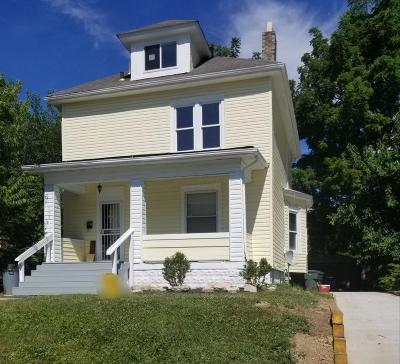 Single Family Home For Sale: 1172 Miller Avenue