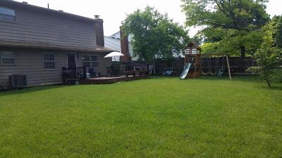 Reynoldsburg OH Single Family Home For Sale: $191,000