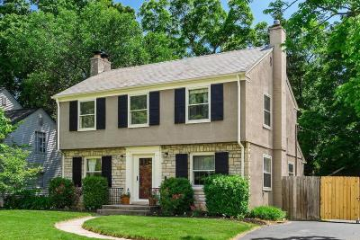 Upper Arlington Single Family Home For Sale: 2612 Welsford Road