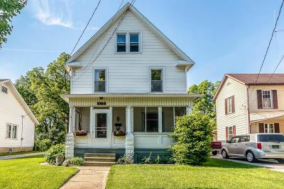 Single Family Home For Sale: 475 W William Street