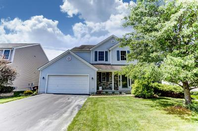 Pickerington Single Family Home Contingent Finance And Inspect: 179 Longleaf Street