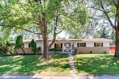 Columbus Single Family Home For Sale: 603 Markview Road