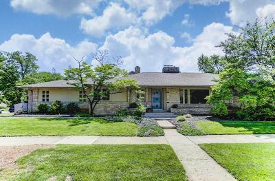Columbus Single Family Home Contingent Finance And Inspect: 328 S Merkle Road