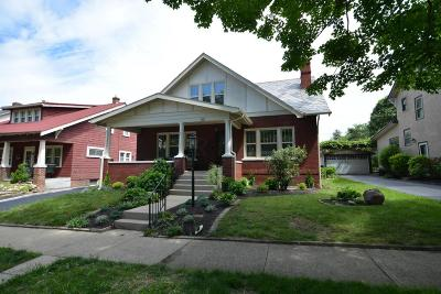 Clintonville Single Family Home Contingent Finance And Inspect: 62 Glencoe Road