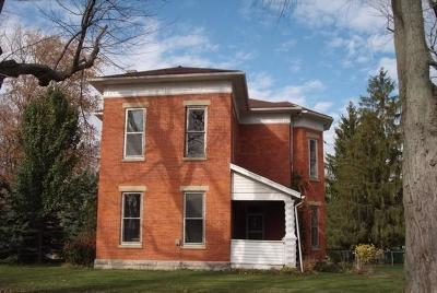 Single Family Home For Sale: 202 W High Street