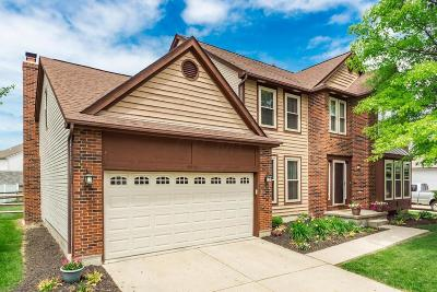 Groveport Single Family Home Contingent Finance And Inspect: 4834 Grove Pointe Drive