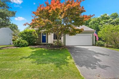 Gahanna Single Family Home Contingent Finance And Inspect: 840 McDonell Drive