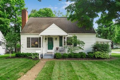 Upper Arlington Single Family Home For Sale: 2191 Wesleyan Drive