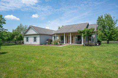 Powell Single Family Home Contingent Finance And Inspect: 4486 Clark Shaw Road
