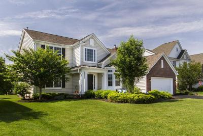 Hilliard Single Family Home Sold: 6193 Janes Way