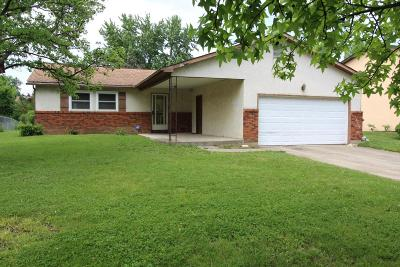 Hilliard Single Family Home Contingent Finance And Inspect: 5320 Taylor Lane Avenue