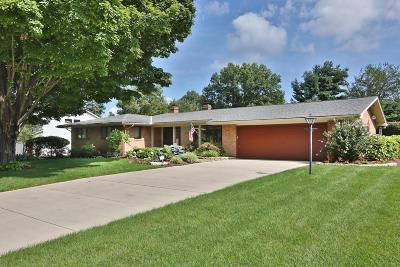 Worthington Single Family Home Contingent Finance And Inspect: 100 Colburn Court