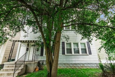 Clintonville Multi Family Home Contingent Finance And Inspect: 2562 Deming Avenue