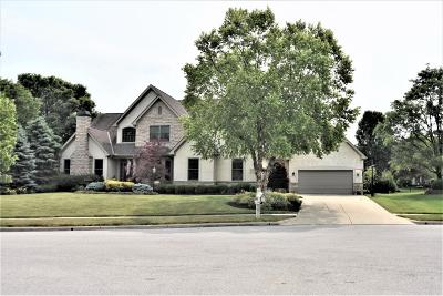 Westerville Single Family Home For Sale: 6409 Autumn Crest Court