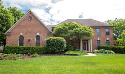 Westerville Single Family Home Contingent Finance And Inspect: 396 Windcroft Drive