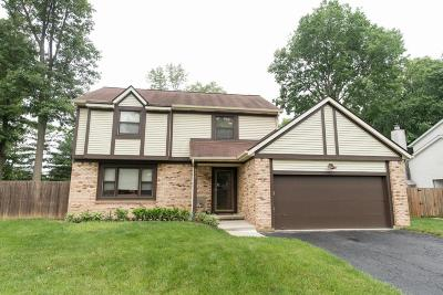 Pickerington Single Family Home Contingent Finance And Inspect: 235 Maple Avenue