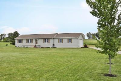 Chillicothe OH Single Family Home Contingent Finance And Inspect: $174,900