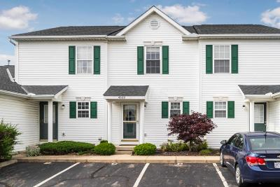 Columbus Condo Sold: 4680 Shalers Drive #50C