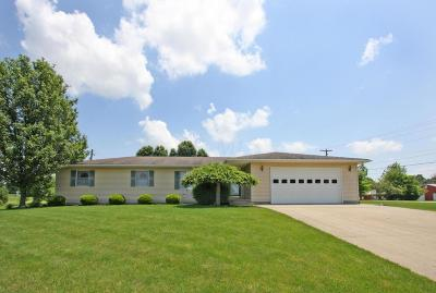 Mount Vernon OH Single Family Home For Sale: $180,000