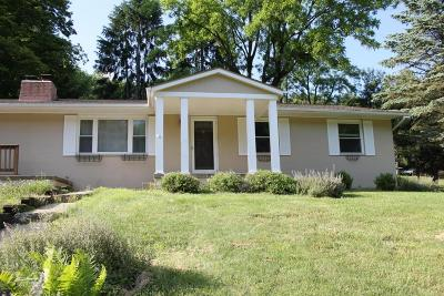 Newark Single Family Home For Sale: 1514 Pleasant Valley Drive