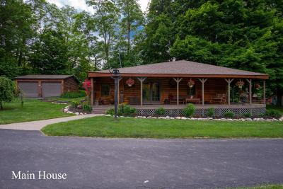 Mount Vernon OH Single Family Home For Sale: $889,000