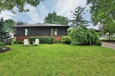 Worthington Single Family Home Contingent Finance And Inspect: 7092 Lansdowne Street