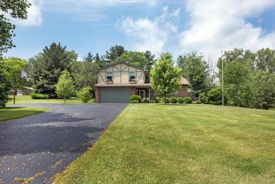 Canal Winchester Single Family Home Contingent Finance And Inspect: 4615 Sitterly Road