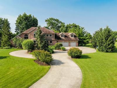 Washington Court House Single Family Home For Sale: 1035 Damon Drive