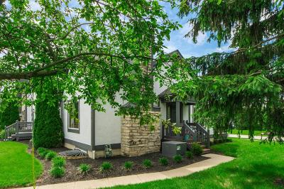 Dublin Single Family Home Contingent Finance And Inspect: 6376 Hyland Drive