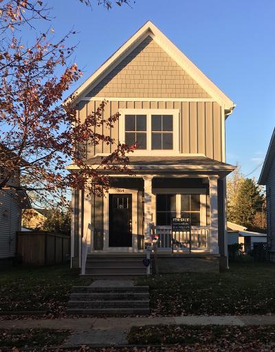 Columbus Single Family Home For Sale: 354 Sheldon Avenue