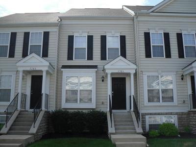 New Albany Condo Sold: 7281 Billy Goat Drive