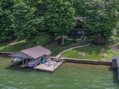 Knox County Single Family Home Contingent Finance And Inspect: 673 King Beach Drive