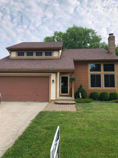 Grove City Single Family Home Contingent Finance And Inspect: 3223 Farmbrook Drive