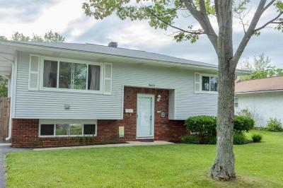 Hilliard Single Family Home Contingent Finance And Inspect: 3433 Elwood Drive