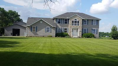 Marengo Single Family Home For Sale: 4705 Township Rd 232