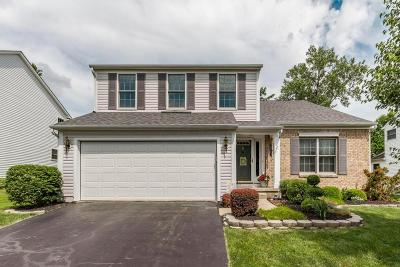 Reynoldsburg Single Family Home Contingent Finance And Inspect: 1260 Reserve Drive