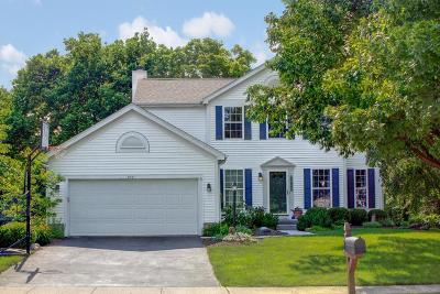 Union County Single Family Home For Sale: 7041 Violet Veil Court