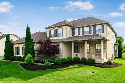 Powell Single Family Home For Sale: 7660 Spring Garden Lane