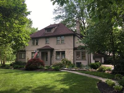 Columbus Single Family Home Contingent Finance And Inspect: 1811 Tremont Road
