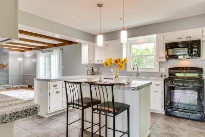 Hilliard Single Family Home Contingent Finance And Inspect: 3866 Braidwood Drive