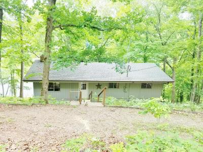 Sugar Grove Single Family Home Contingent Finance And Inspect: 247 Shawnee Lane