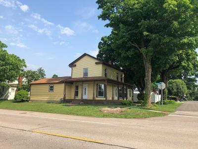 Kirkersville Single Family Home Contingent Finance And Inspect: 210 E Main Street